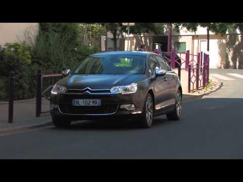 Essai Citroën C5 2.2 HDI 200 Série Noire 2011