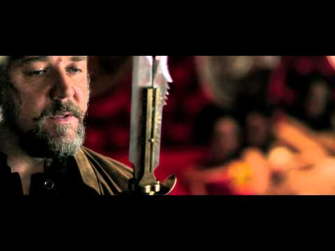 The Man With The Iron Fists - Restricted Trailer #2 (HD)