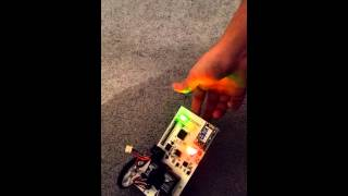 Mechatronics Robot with Test Code