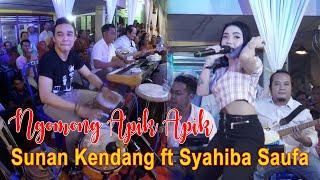 Sunan Kendang Feat Syahiba Saufa | EDAN JEP | Ngomong Apik Apik | Bendot