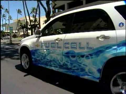 General Motors Tests Hydrogen Fuel Vehicles In Hawaii