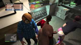 Grand Theft Auto V RAPE