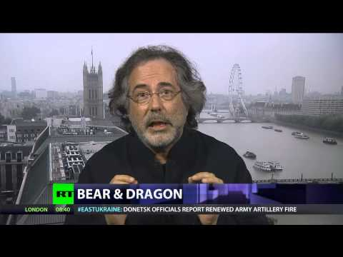 CrossTalk: The Bear & The Dragon (ft. Pepe Escobar)