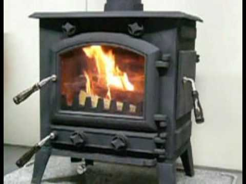 Burley T3 The Most Efficient Wood Burning Stove In The World
