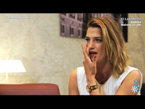Los Descendientes   La historia familiar de Laura Sánchez