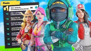 THE BEST SQUAD IN FORTNITE!