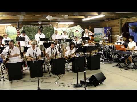 The Jazz Alliance of Mt. Juliet, TN. performing at the 2012 wilson County Fair.