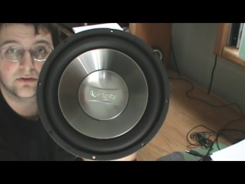 Infinity Reference 1060w Audiophile Review