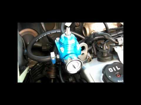 eBay - Universal Fuel Pressure Regulator