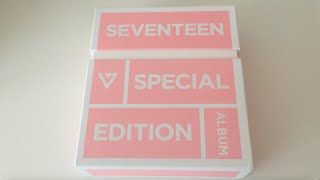 ♡Unboxing Seventeen 세븐틴 1st Album Repackage 아주 NICE (Special Edition)♡