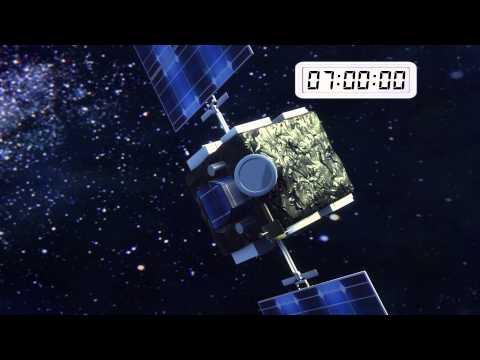 Rosetta spacecraft ready to land on Comet 67P/Churyumov–Gerasimenko