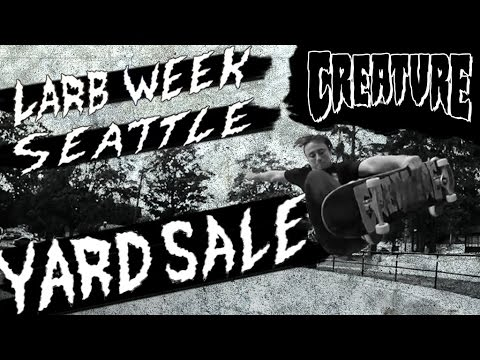 LARB WEEK: YARDSALE