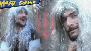The Witcher 3 ft. le Fossoyeur - Hard Corner - Benzaie TV