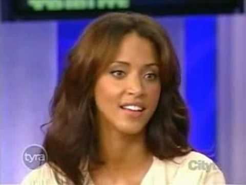 Noemie Lenoir on The Tyra Banks Show