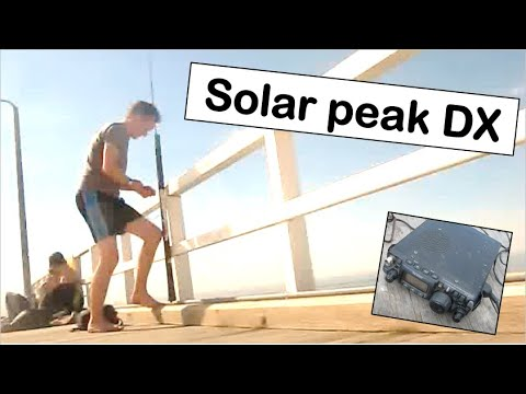 QRP portable DX: 12 and 10 metres