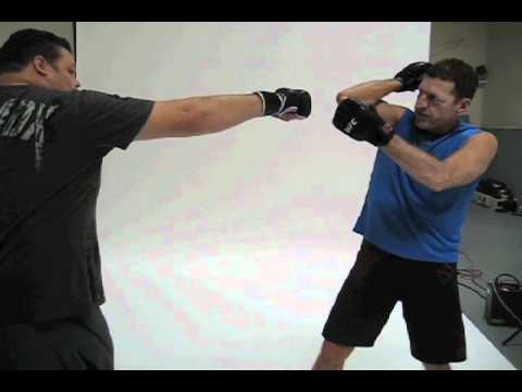 15-Minute Fight Technique Training: Stand-Up Drill Image 1