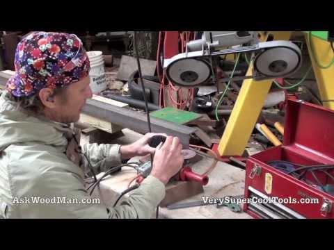 DIY BANDSAW GUIDE RAILS - Video 1 of 4