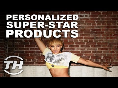 Personalized Superstar Products - Courtney Scharf Reveals the Beyonce Super Bowl 2013 Performance