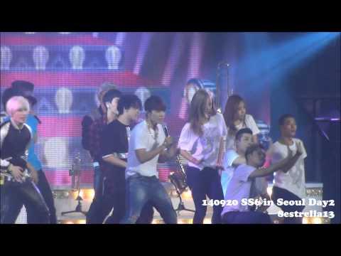 【Donghae Fancam】140920 SS6 in Seoul ~Shirt~ Super junior