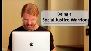 Being a Social Justice Warrior - Ultra Spiritual Life episode 88