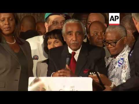 The Democratic primary pitting Congressman Charles Rangel against State Senator Adriano Espaillat is