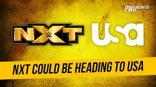 NXT Could Reportedly Be On USA Network Not FS1
