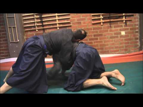 Ogawa Ryu - Jujutsu Katame no Gikou - Training moments - 2014 Image 1