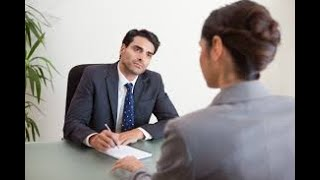 Tough Interview Questions: Tell Me About Yourself . . . With a Twist!   JobSearchTV.com