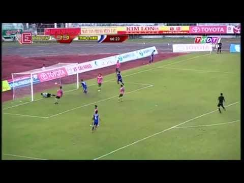 [Highlight] Đồng Tháp 2-1 Than Quảng Ninh - Nguồn Video: vnexpress