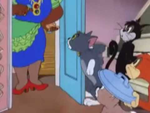 tom and jerry   very funny moments   youtube