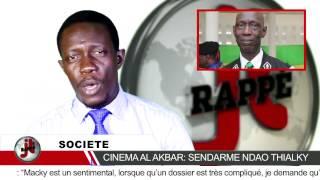 Journal Rappé Ep 19 | Colonel Ndaw - Le gendarme et les voleurs