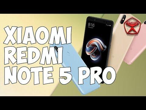 Samsung плачет... Xiaomi Redmi Note 5 (PRO) пришел! / Арстайл /
