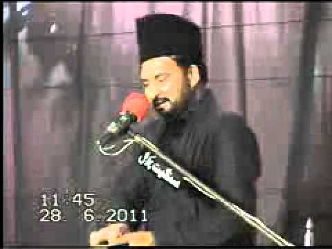 Majlis Talagang 28June2011 (Allama Nasir ul Hussain of Talahara)