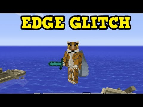 Minecraft Xbox 360 / PS4 - WORLD EDGE GLITCH: Floating (TU56)