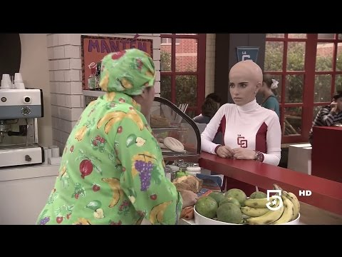 La CQ - Temporada 2 - Capitulo 6 - Pelona De Baldo[HD][1080p]