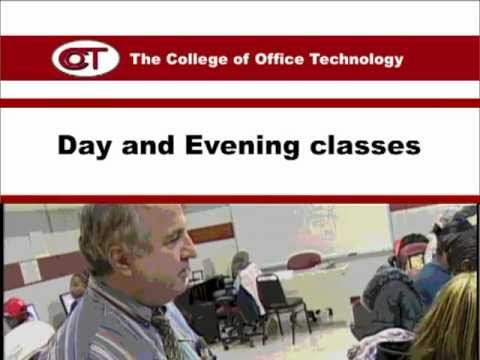 The College of Office Technology - College Overview