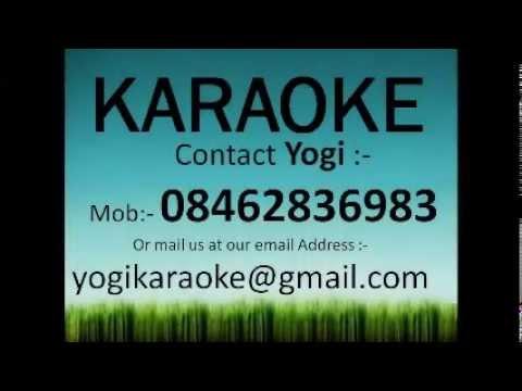 Aaja Meri Jaan Karaoke Track video