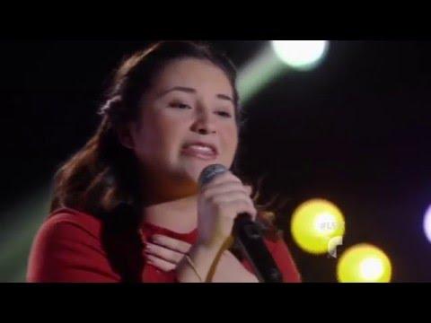 Raven impacta cantando 'Stitches' de Shawn Mendes | Audiciones | La Voz Kids 2016