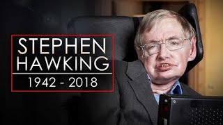 Stephen Hawkings Life History | Physicist Stephen Hawking has died | Stephen Hawking 1942-2018 | TTT
