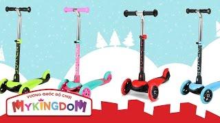 Xe scooter Zycom Zing (Thương hiệu Úc) - Khuyến mãi Noel 2016 (giảm 40%)