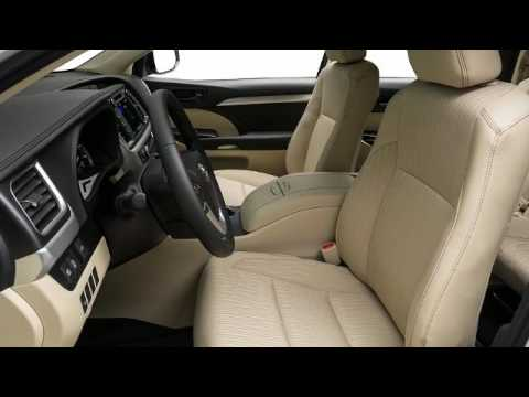 2017 Toyota Highlander Video