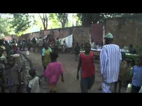 Central African Republic 'descending into chaos' - UN