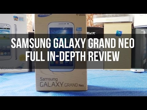 Samsung Galaxy Grand Neo Full In-depth Review   Fully Explained Review   HD