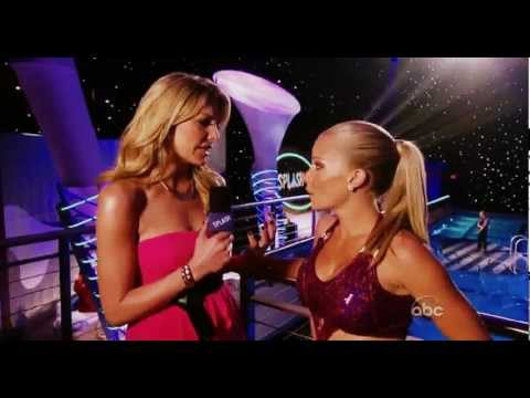 Kendra Wilkinson SPLASH Saison 1 episode 2 USA 2013