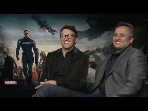 Captain America: The Winter Soldier Directors Joe and Anthony Russo On The Community Movie And More