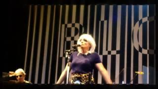 Blondie - Endangered Species tour 2010