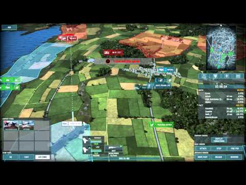 Let's Play: Wargame: AirLand Battle (Beta) — Nordic Battlegroup by DiplexHeated