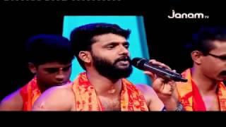 sree nandanam bhajans famous ayyappa song