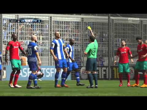 LFRM.net | United World League | Matchday 7 | Lokomotiv Moscow v FC Porto