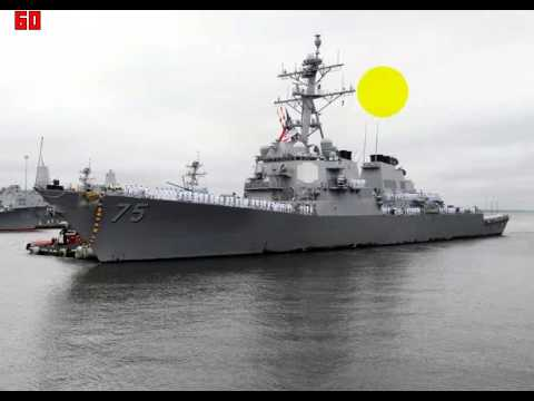 письмо члена экипажа эсминца Дональд Кук